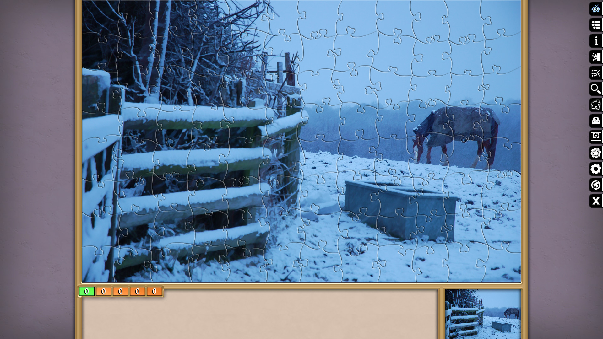 Jigsaw Puzzle Pack - Pixel Puzzles Ultimate: Wales screenshot
