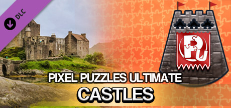 Jigsaw Puzzle Pack - Pixel Puzzles Ultimate: Castles