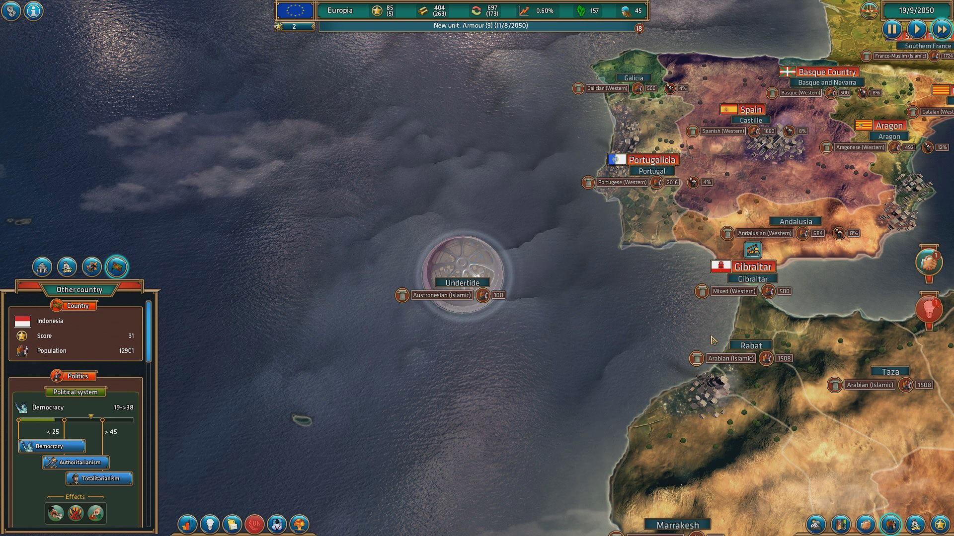 Realpolitiks screenshot