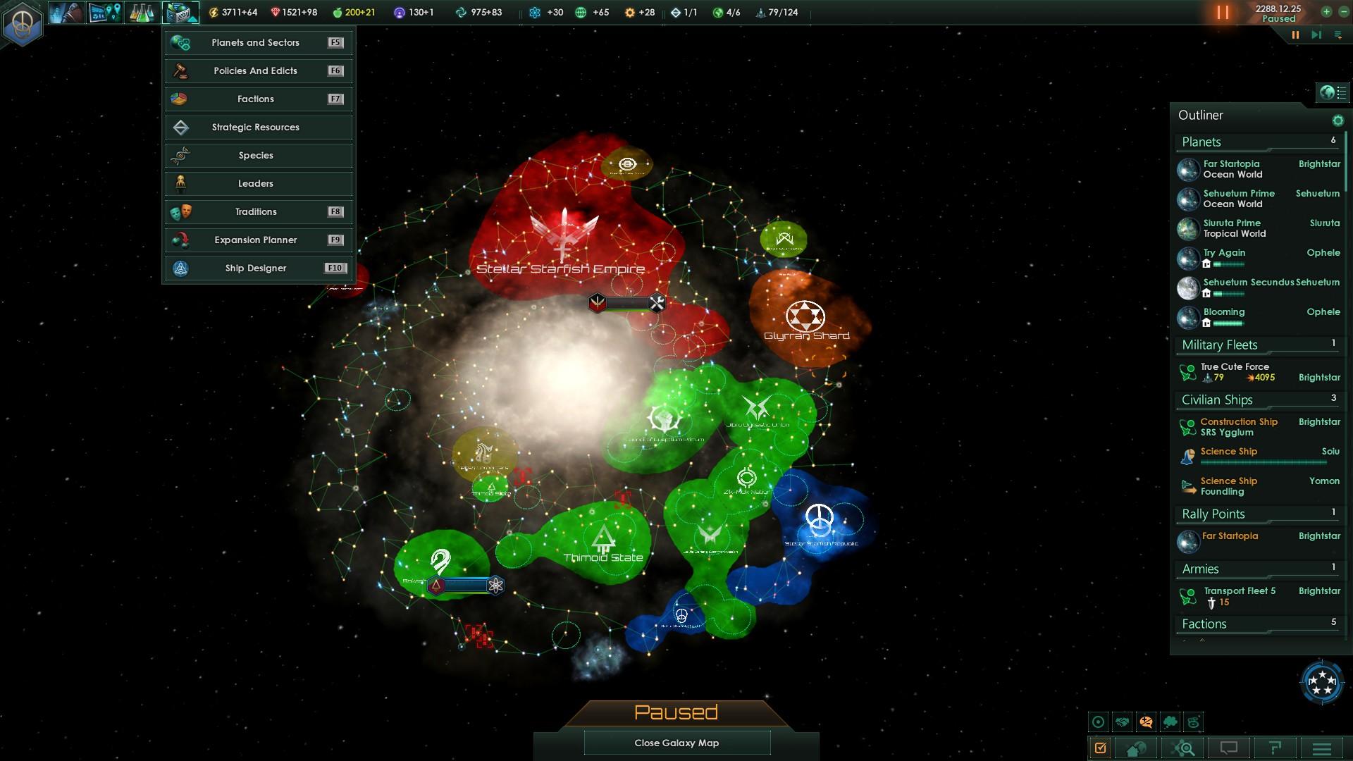 Stellaris: Utopia screenshot