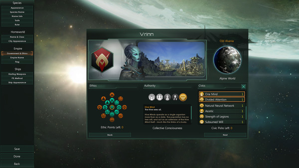 Stellaris Galaxy Edition v1.5.0
