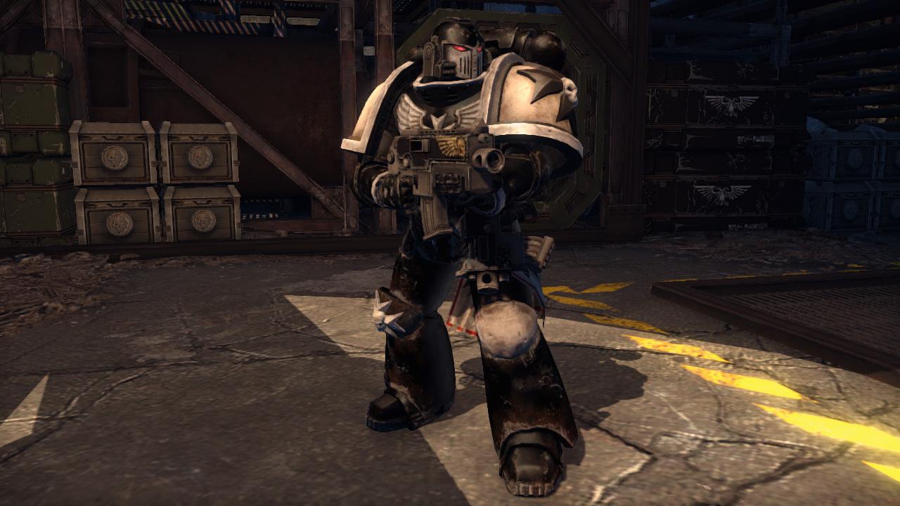 Warhammer 40,000: Space Marine - Emperor's Elite Pack screenshot
