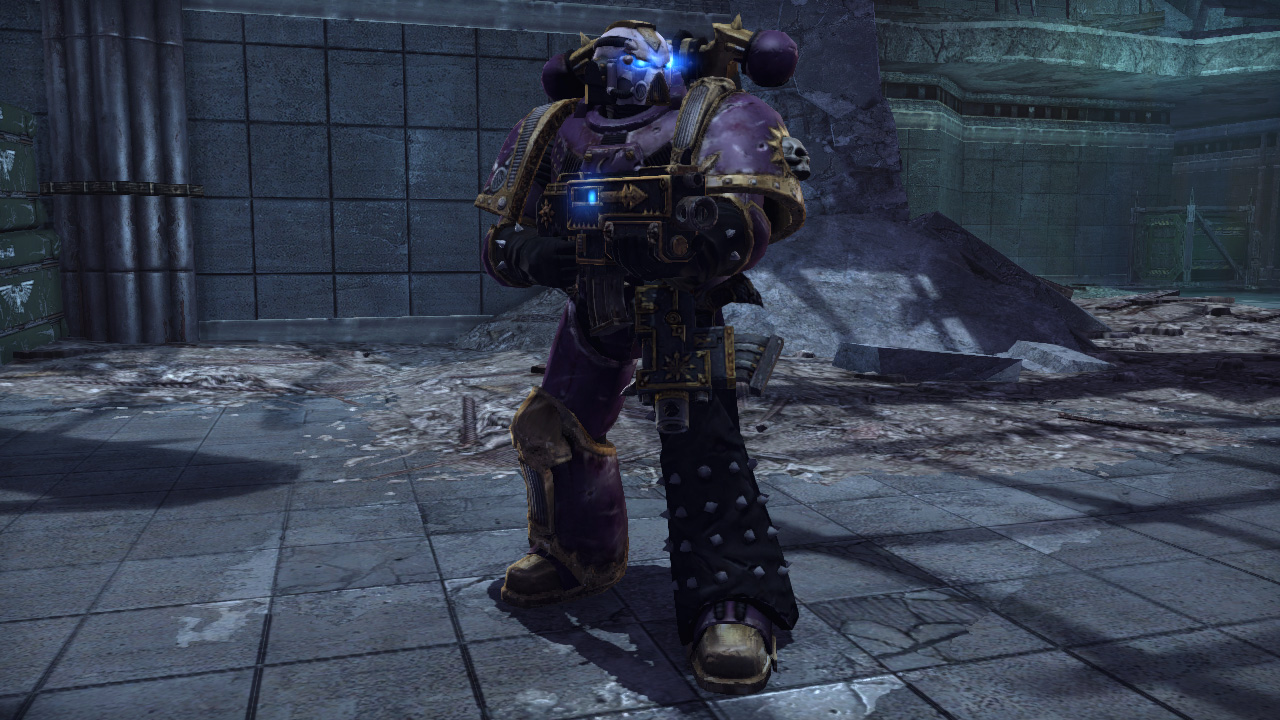 Warhammer 40,000: Space Marine - Traitor Legions Pack screenshot
