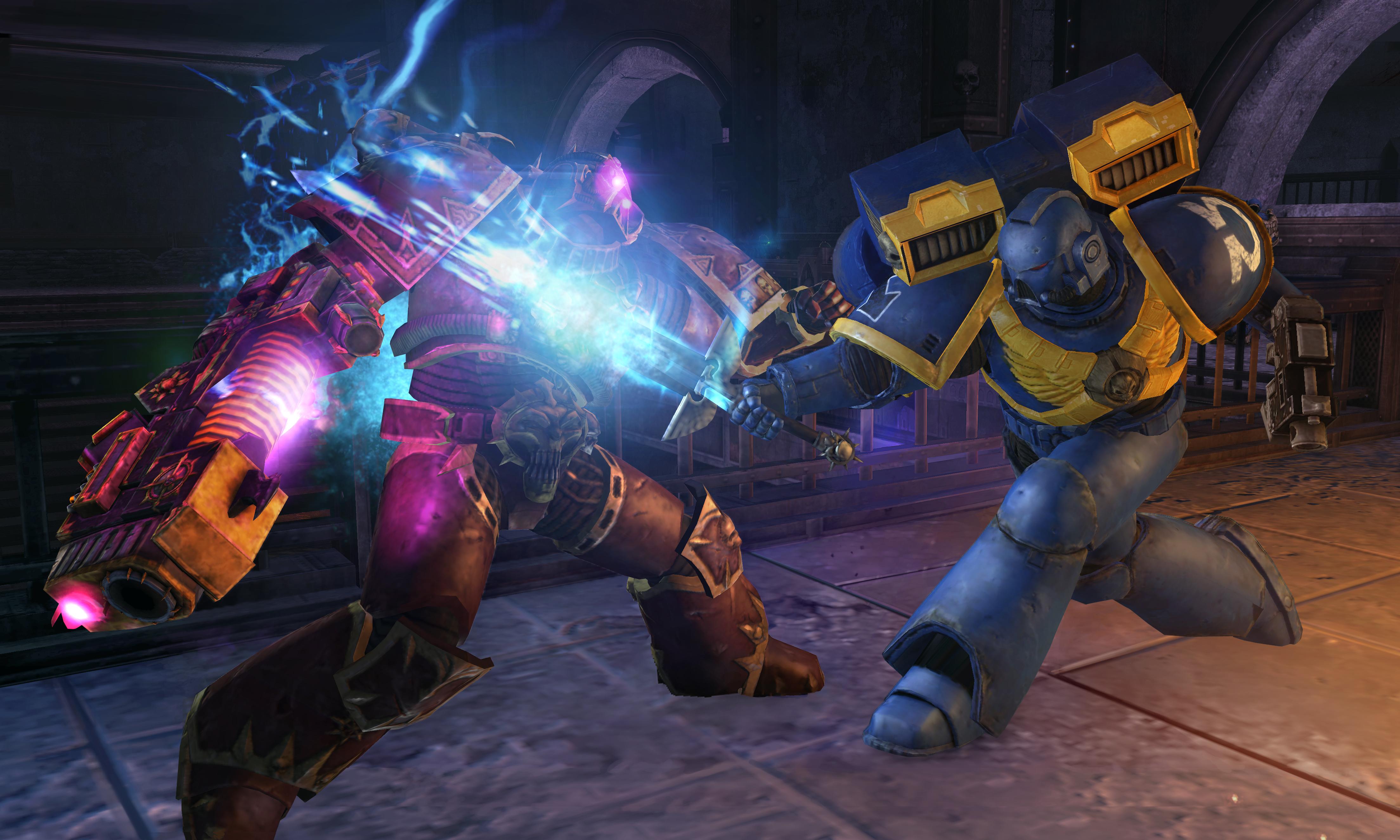 Warhammer 40,000: Space Marine - Power Sword screenshot