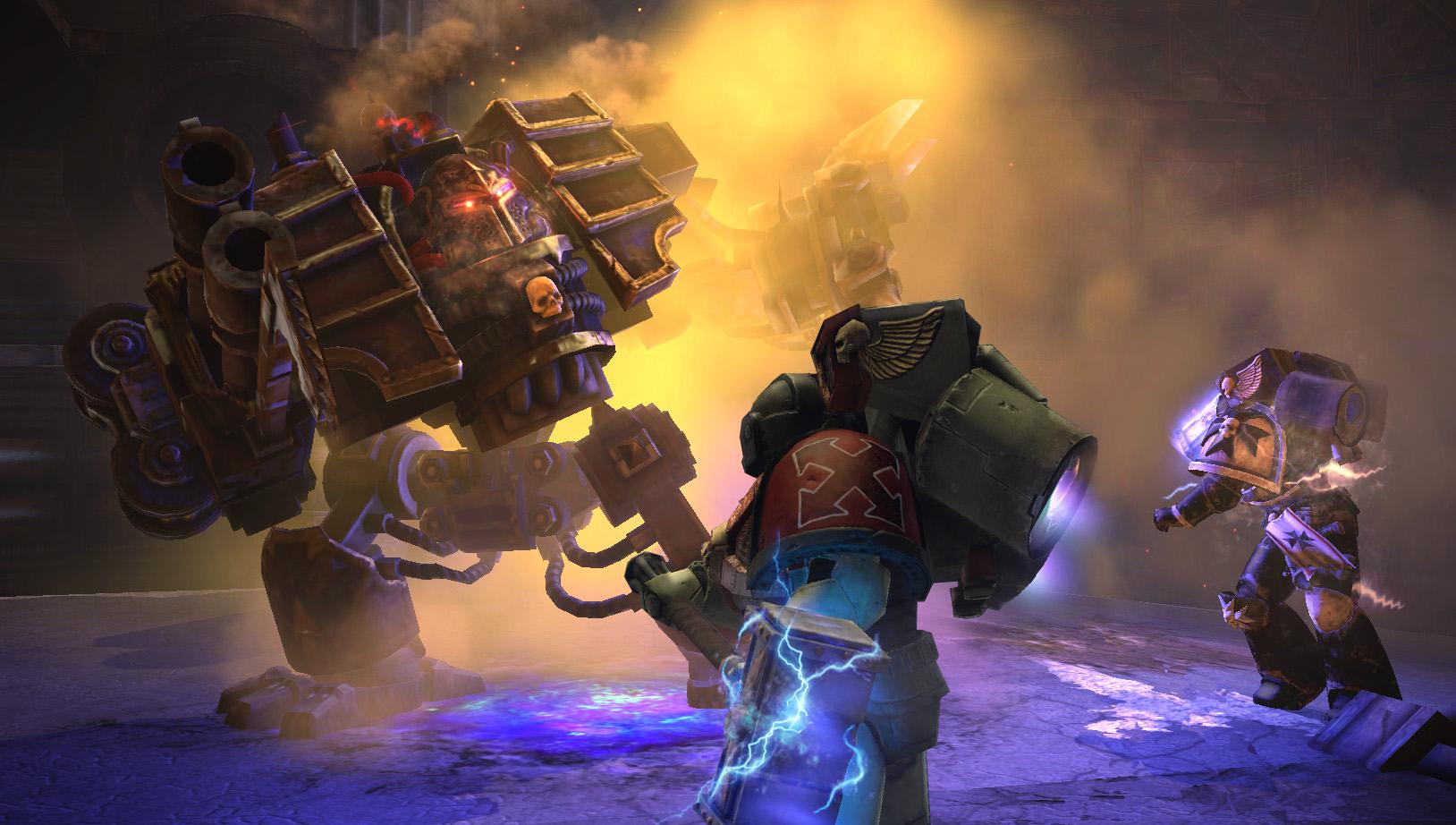 Warhammer 40,000: Space Marine - Dreadnought DLC screenshot