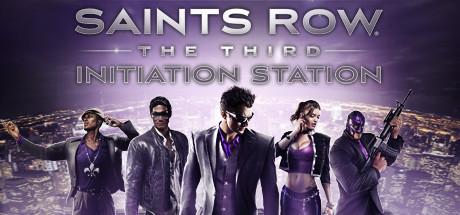 Saints Row: The Third Initiation Station