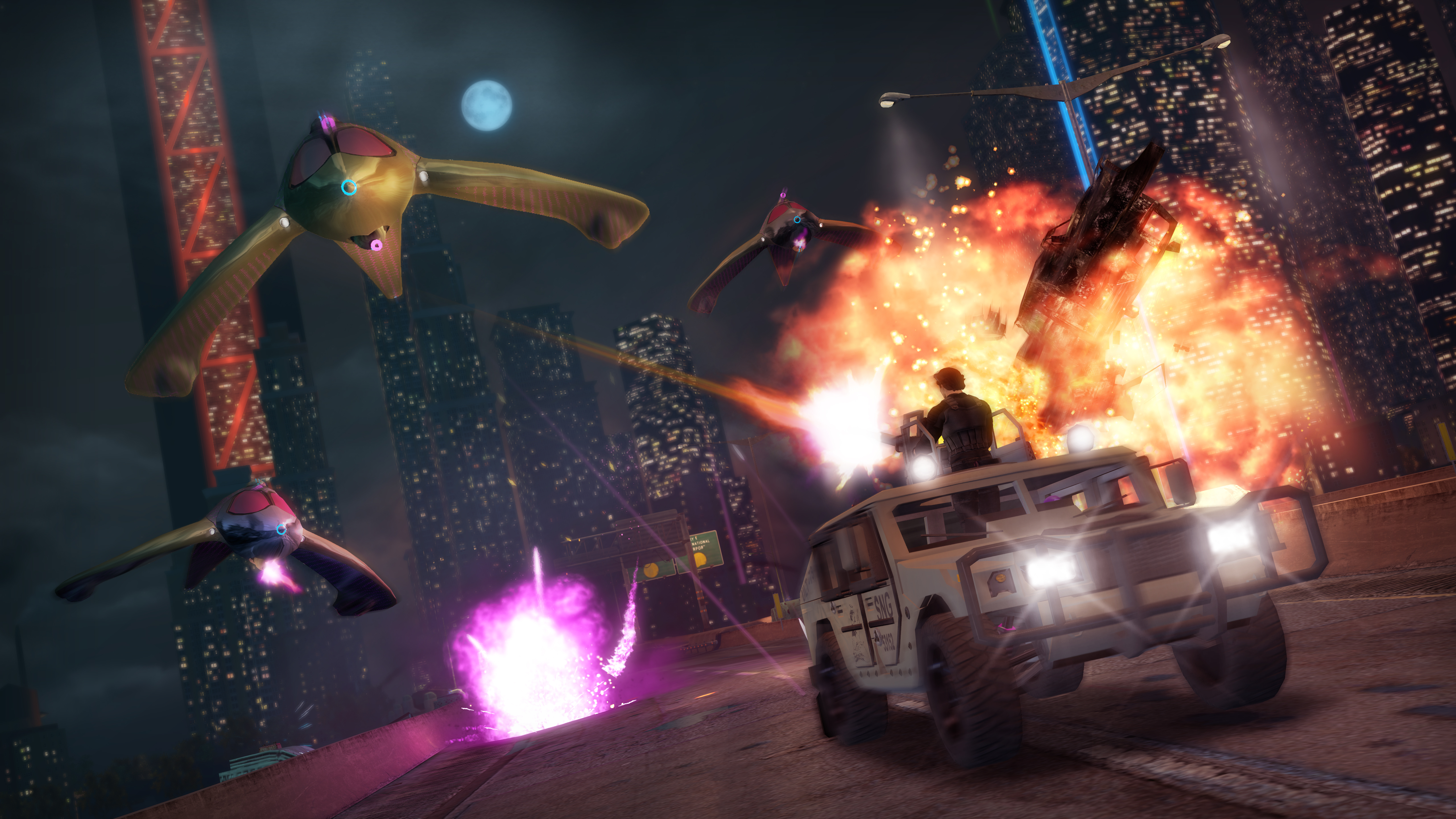Saints Row: The Third - Gangstas in Space screenshot