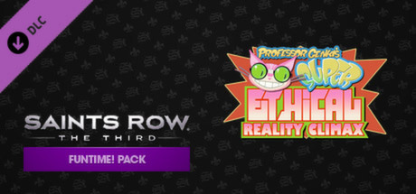 Saints Row: The Third - FUNTIME! Pack