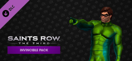 Saints Row: The Third Invincible Pack