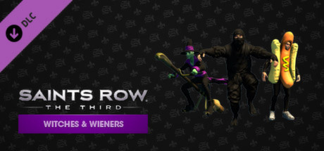 Saints Row: The Third Witches & Wieners Pack