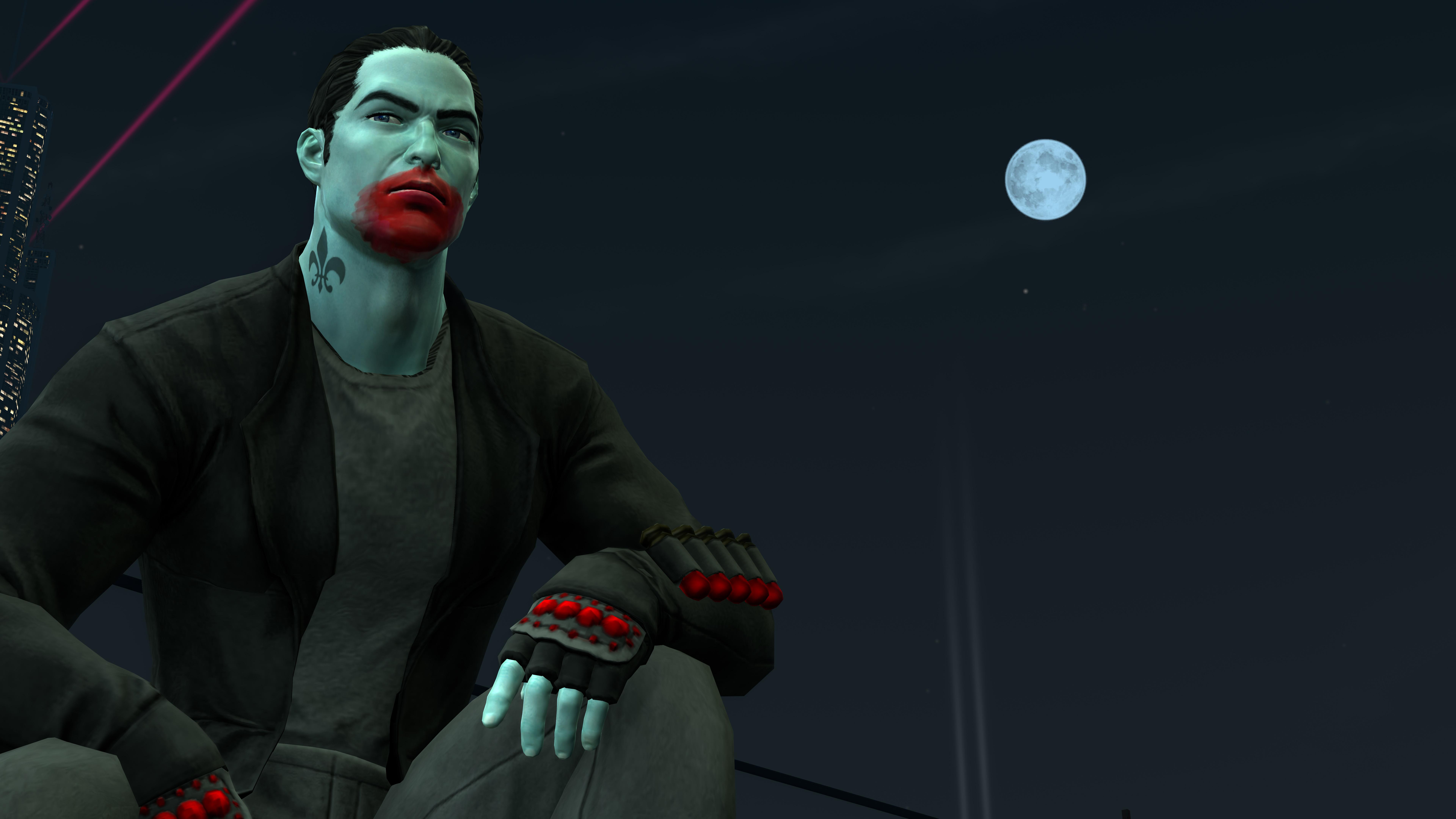Saints Row: The Third - Bloodsucker Pack screenshot