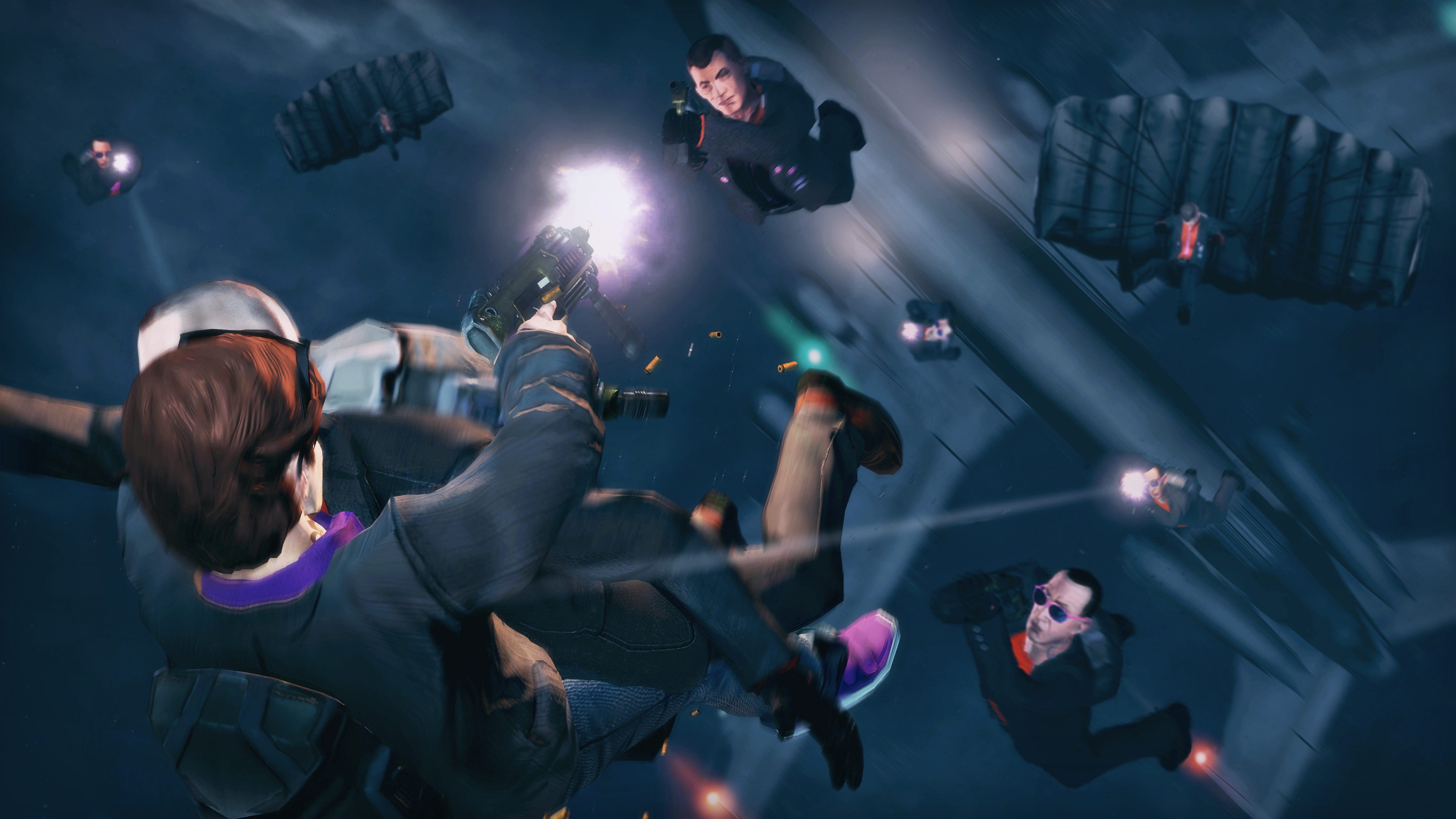Saints Row: The Third - Unlockable Pack screenshot