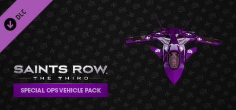 Saints Row: The Third - Special Ops Vehicle Pack