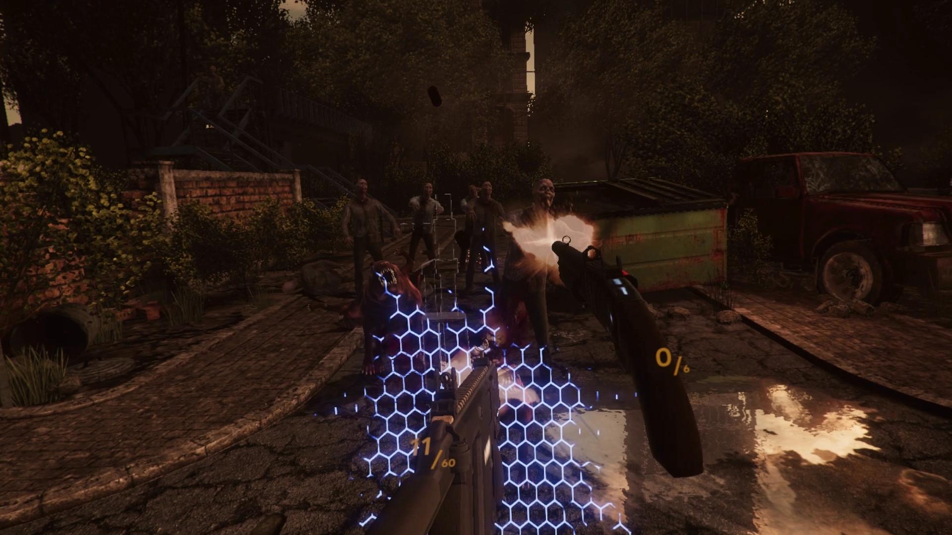 Time Carnage VR screenshot