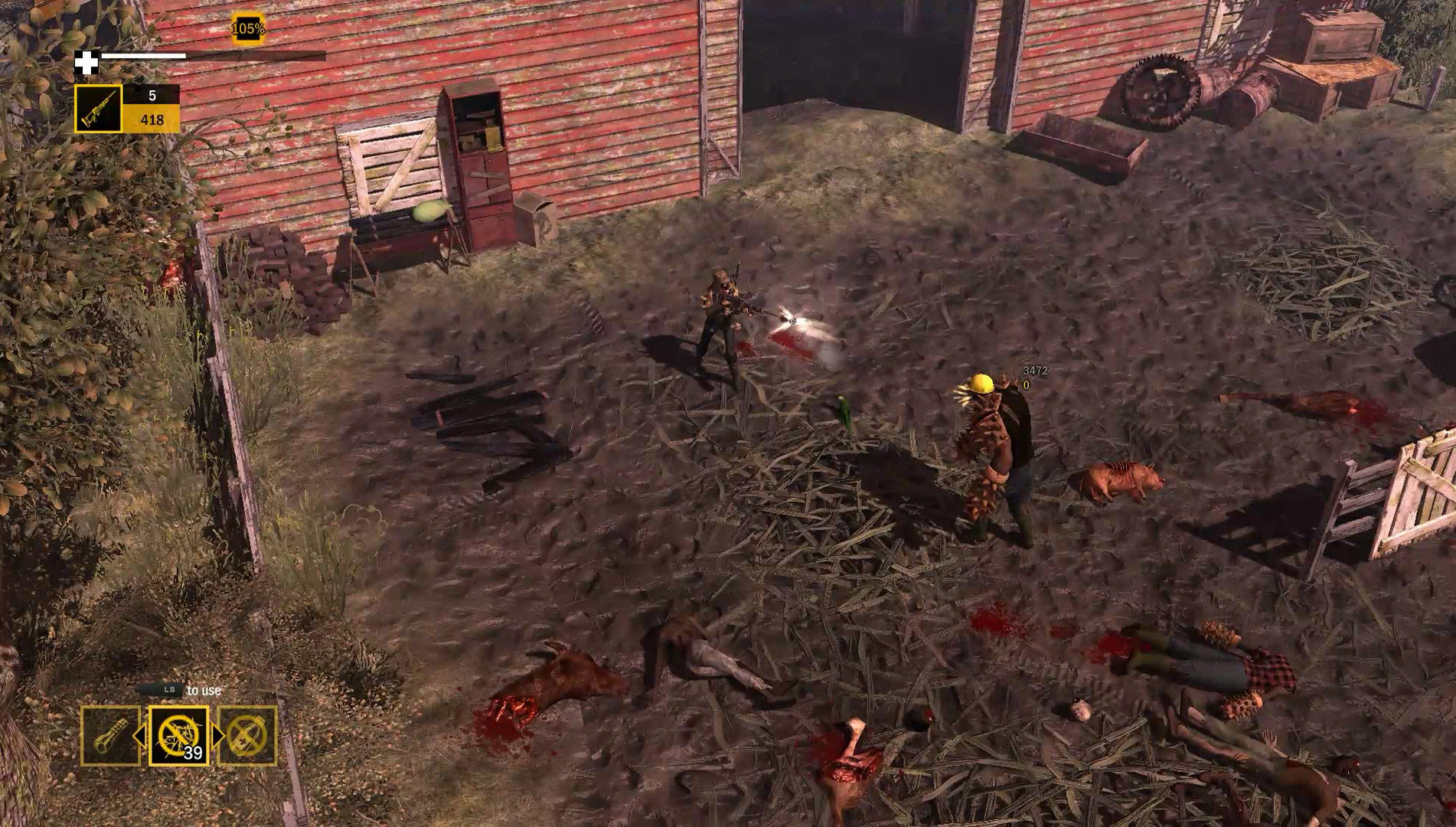 How To Survive 2 - Dead Dynamite Screenshot 1