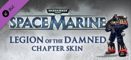 Warhammer 40,000: Space Marine - Legion of the Damned Armour Set