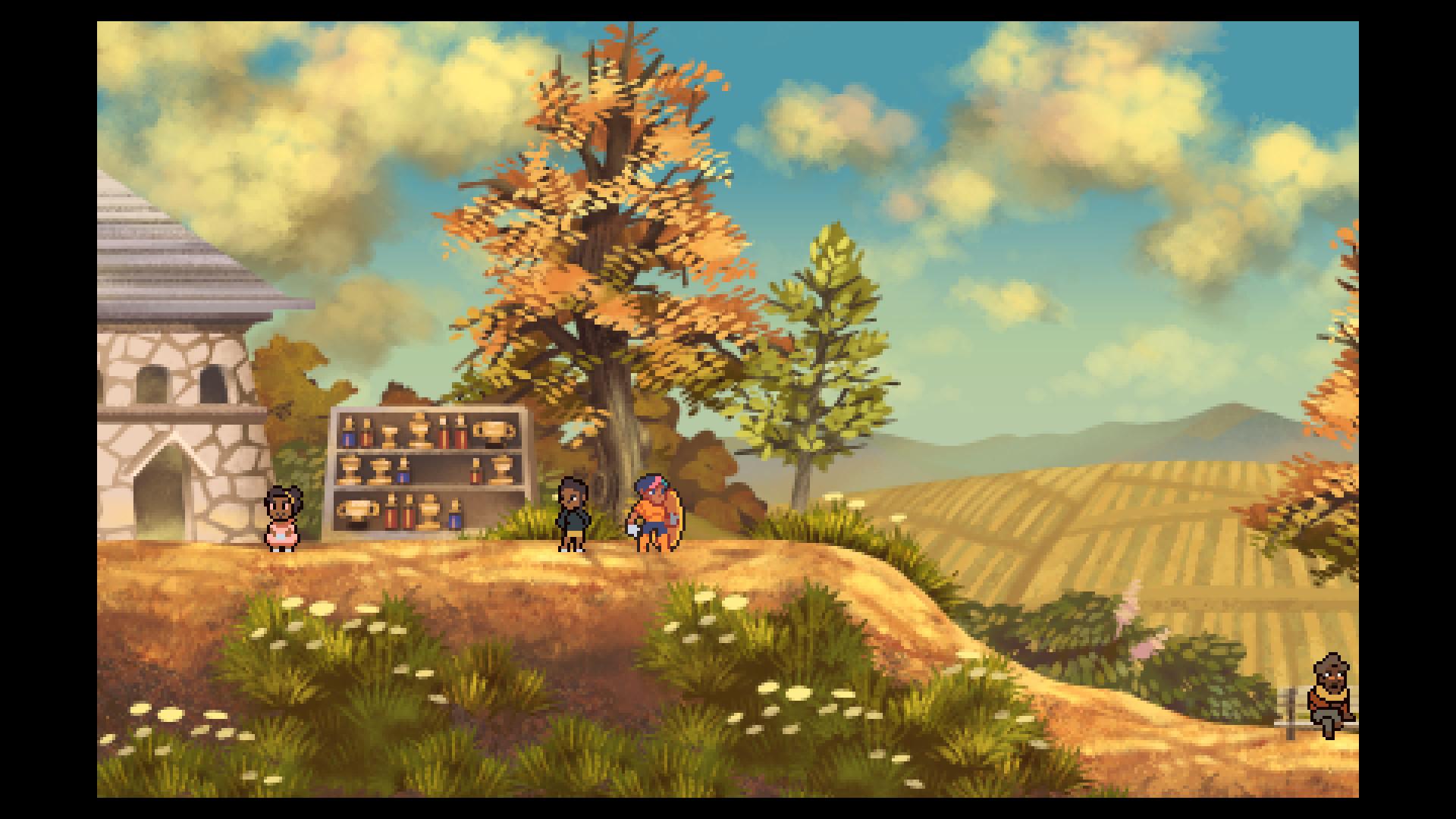 Even the Ocean OST screenshot