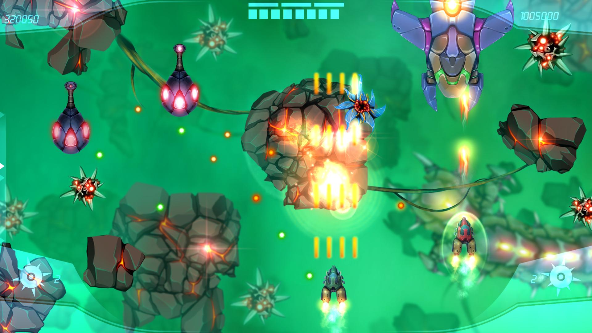 M.A.C.E. screenshot