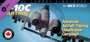 A-10C: Advanced Aircraft Training Qualification Campaign