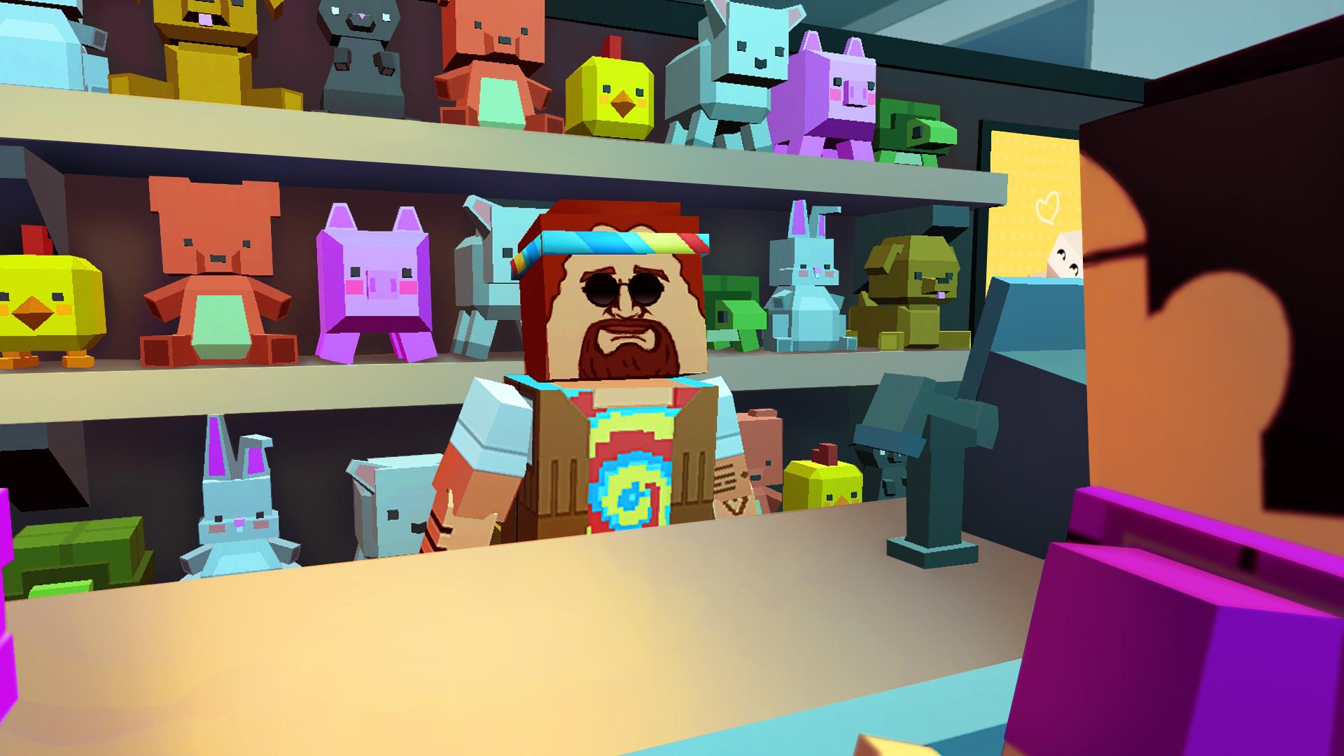 Crazy Oafish Ultra Blocks: Big Sale screenshot