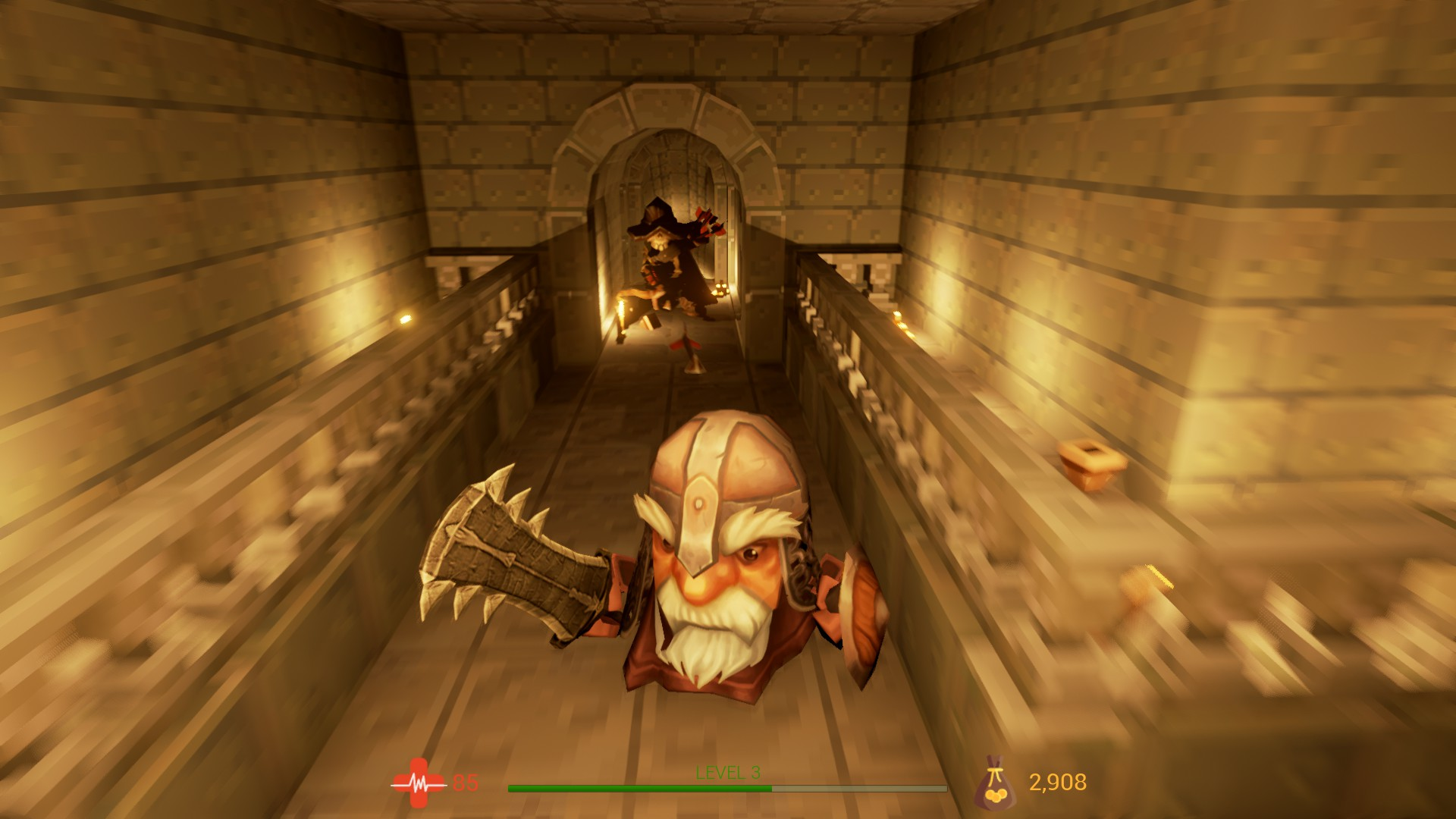 Gold Crusader Screenshot 2