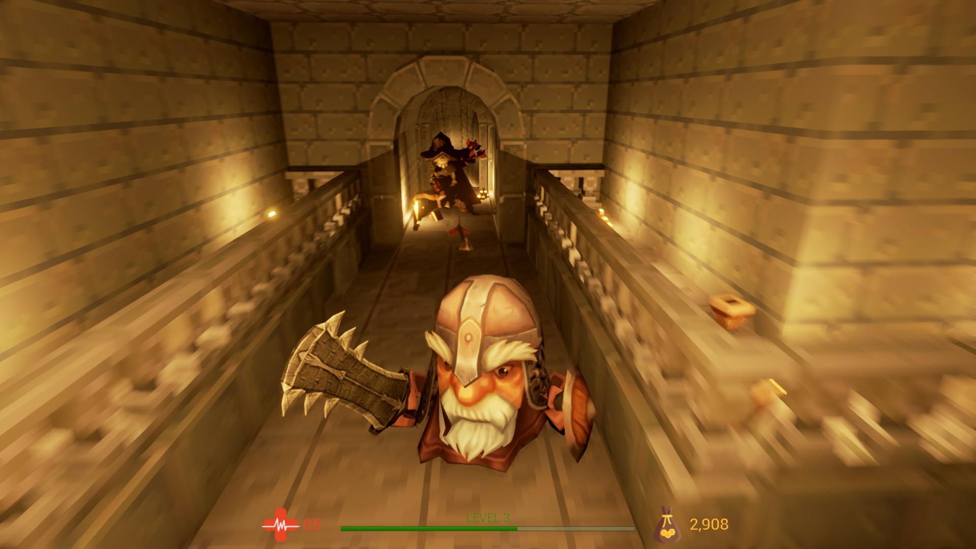 Gold Crusader Screenshot 2