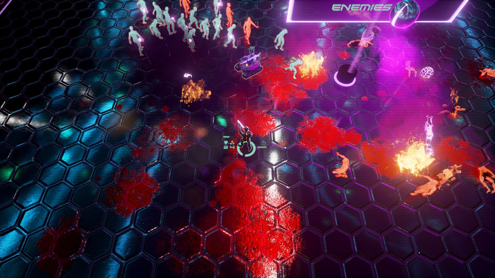 Neon Arena screenshot