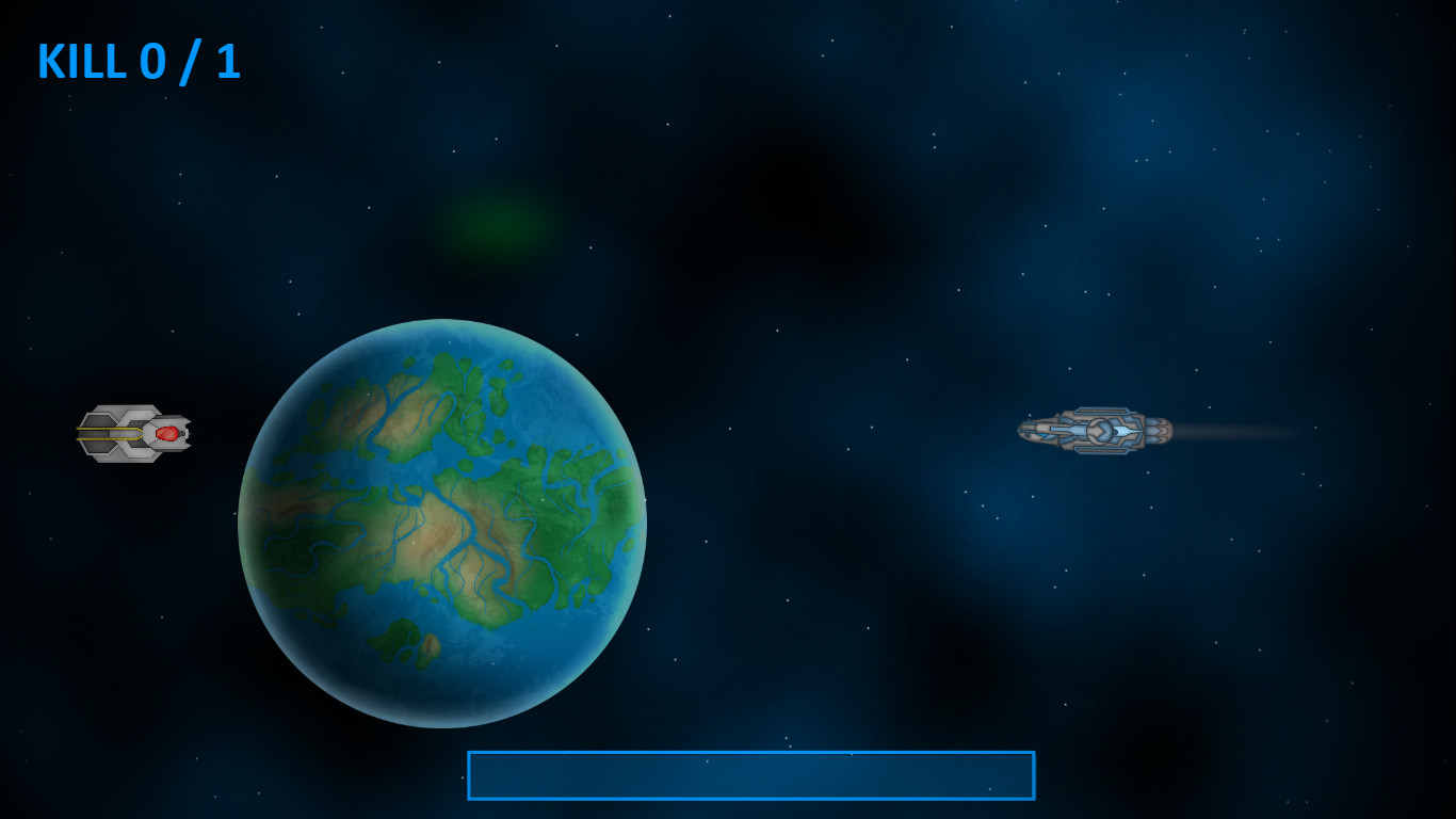 Galactic Fighter screenshot
