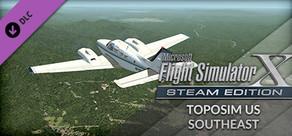 FSX Steam Edition: Toposim US Southeast Add-On