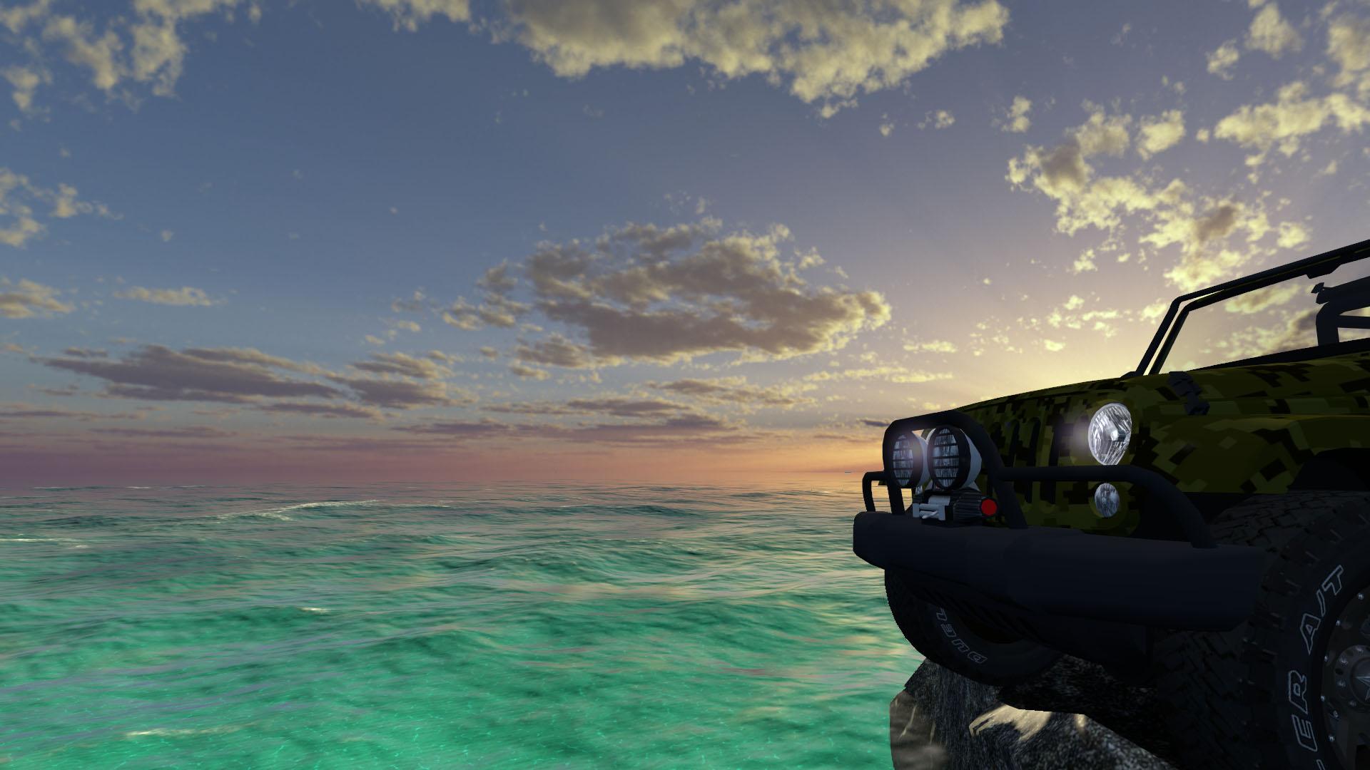 Off-Road Paradise: Trial 4x4 screenshot