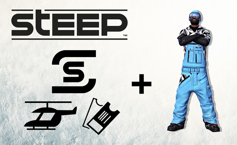 Steep - Welcome Pack screenshot