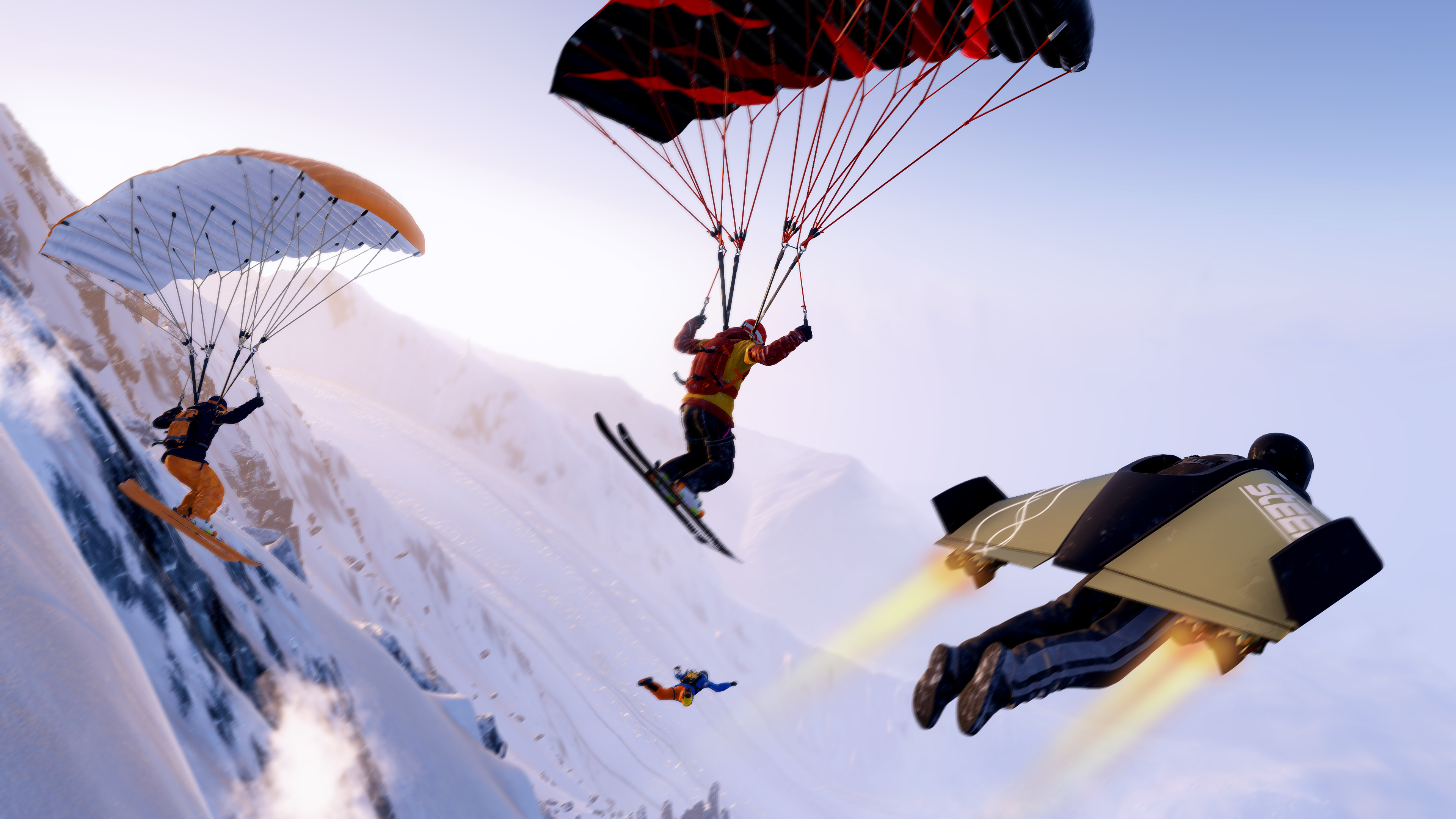 Steep - Extreme Pack screenshot