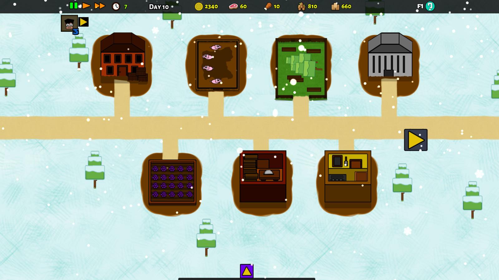 Gladiator School screenshot