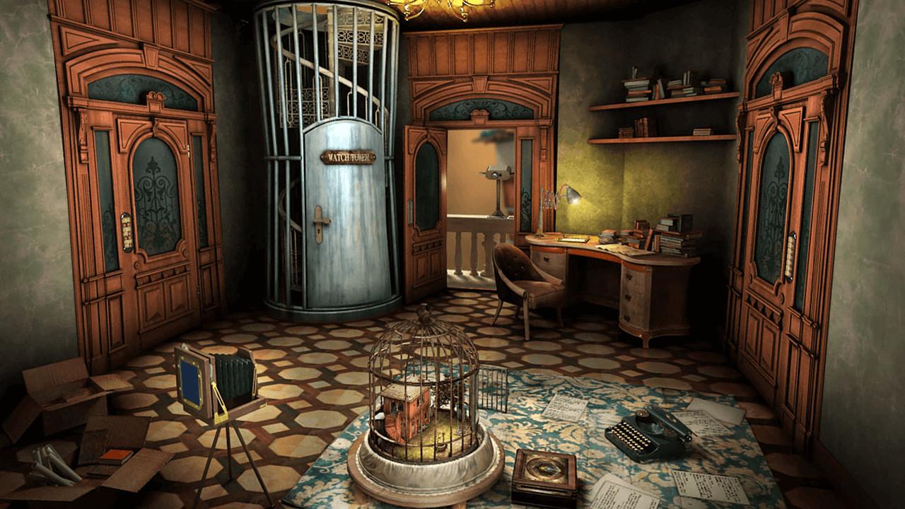 Dreamcage Escape screenshot