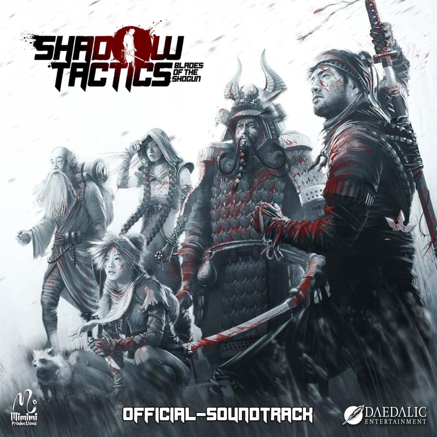 Shadow Tactics: Blades of the Shogun - Official Soundtrack screenshot