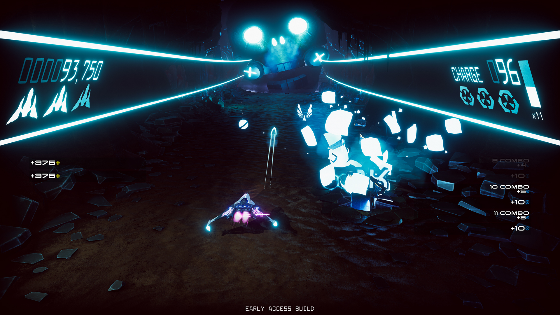 Lost Wing screenshot