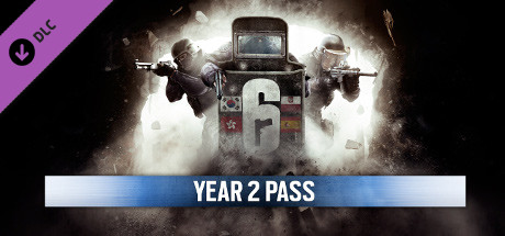 Купить Tom Clancy's Rainbow Six Siege. Year 2 Pass со скидкой 14%