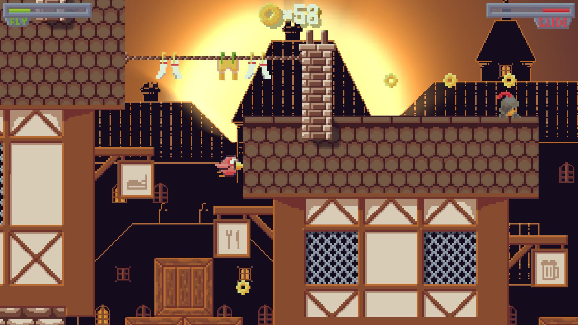 Avenger Bird screenshot