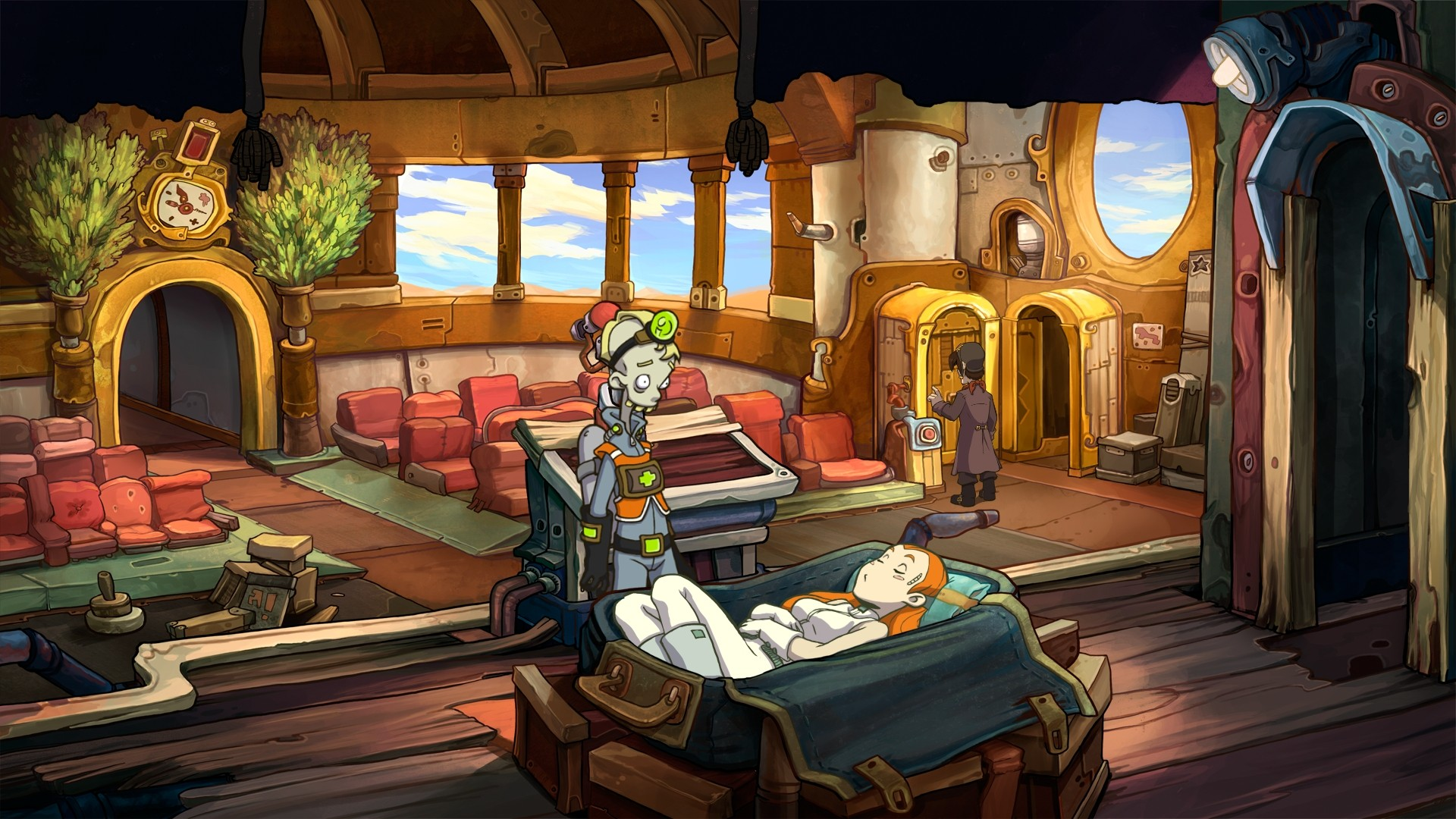 Deponia Soundtrack screenshot