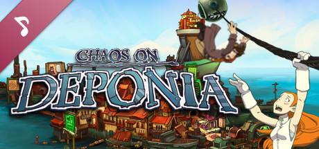Chaos on Deponia Soundtrack