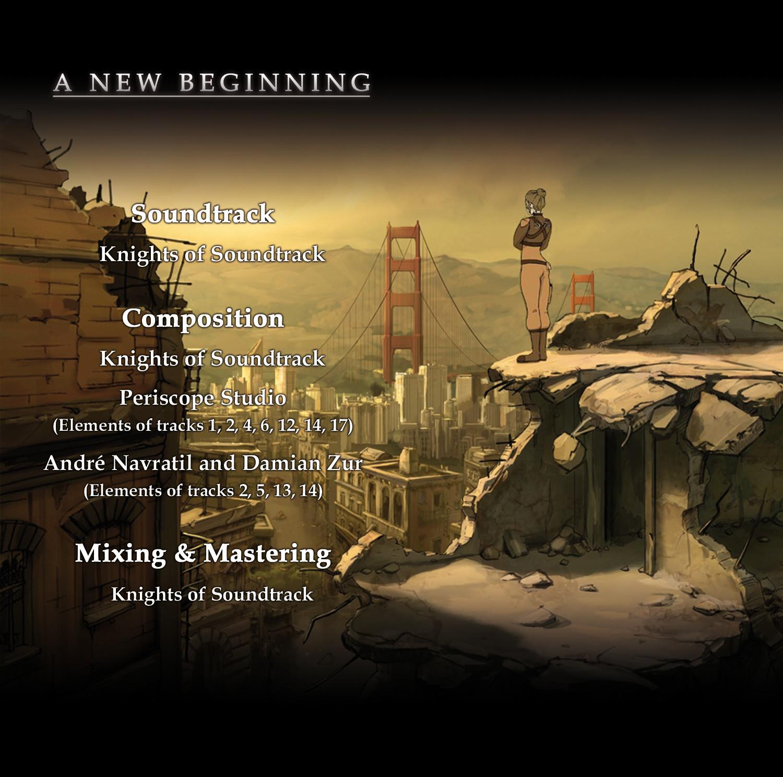 A New Beginning - Final Cut Soundtrack screenshot