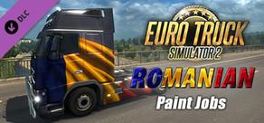 Euro Truck Simulator 2 - Romanian Paint Jobs