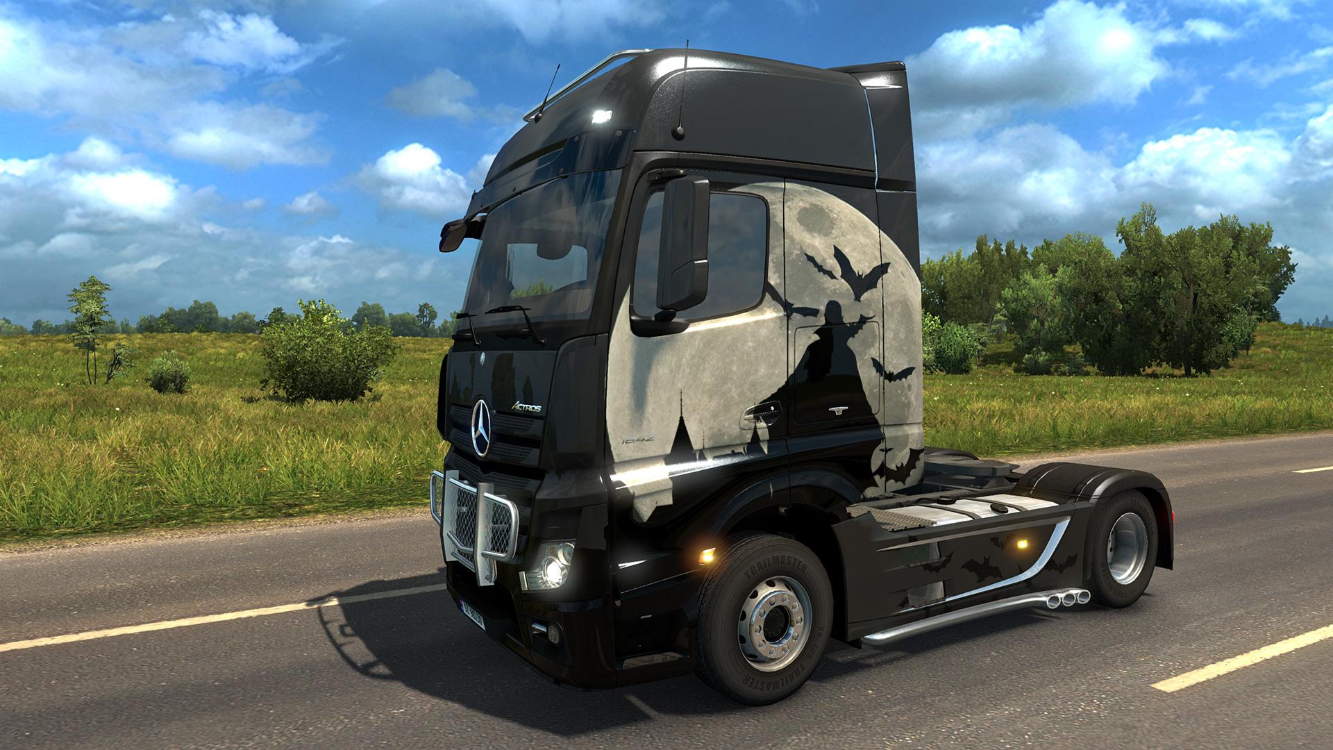 Euro Truck Simulator 2 - Romanian Paint Jobs Pack screenshot