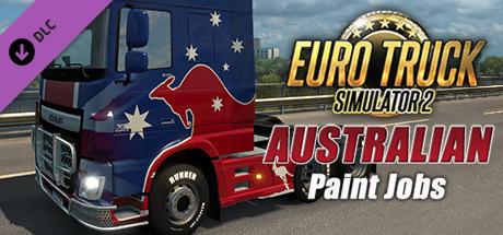 Euro truck simulator 2 australian paint jobs on steam for Car paint simulator