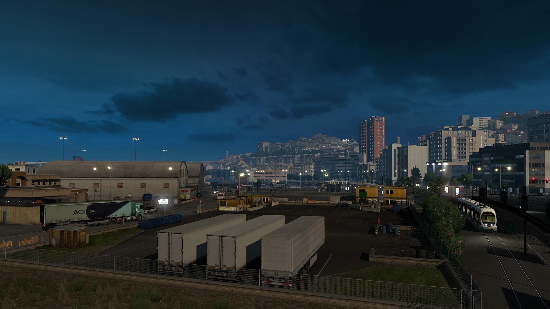 Euro Truck Simulator 2 - Italia screenshot