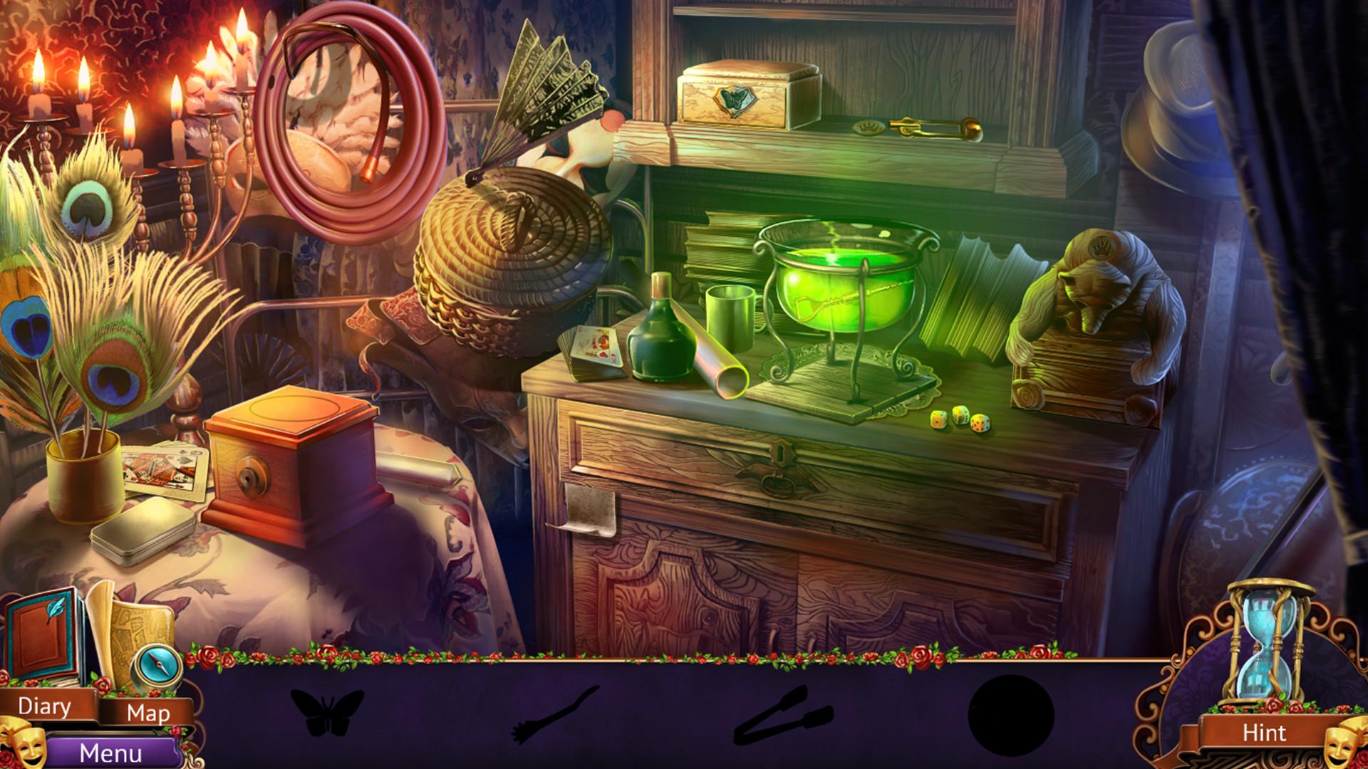 Faces of Illusion: The Twin Phantoms screenshot