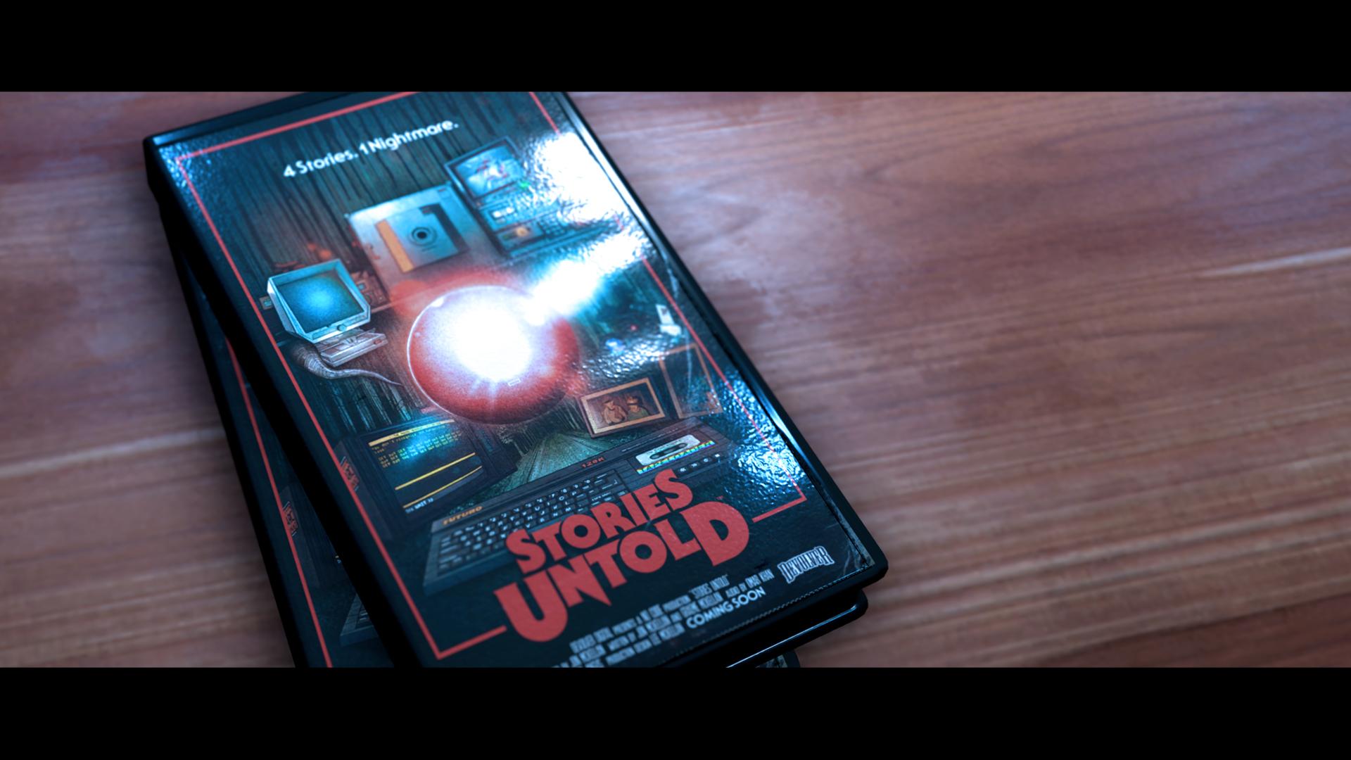 Stories Untold screenshot