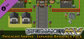 RPG Maker MV - Twilight Shrine: Japanese Resource Pack