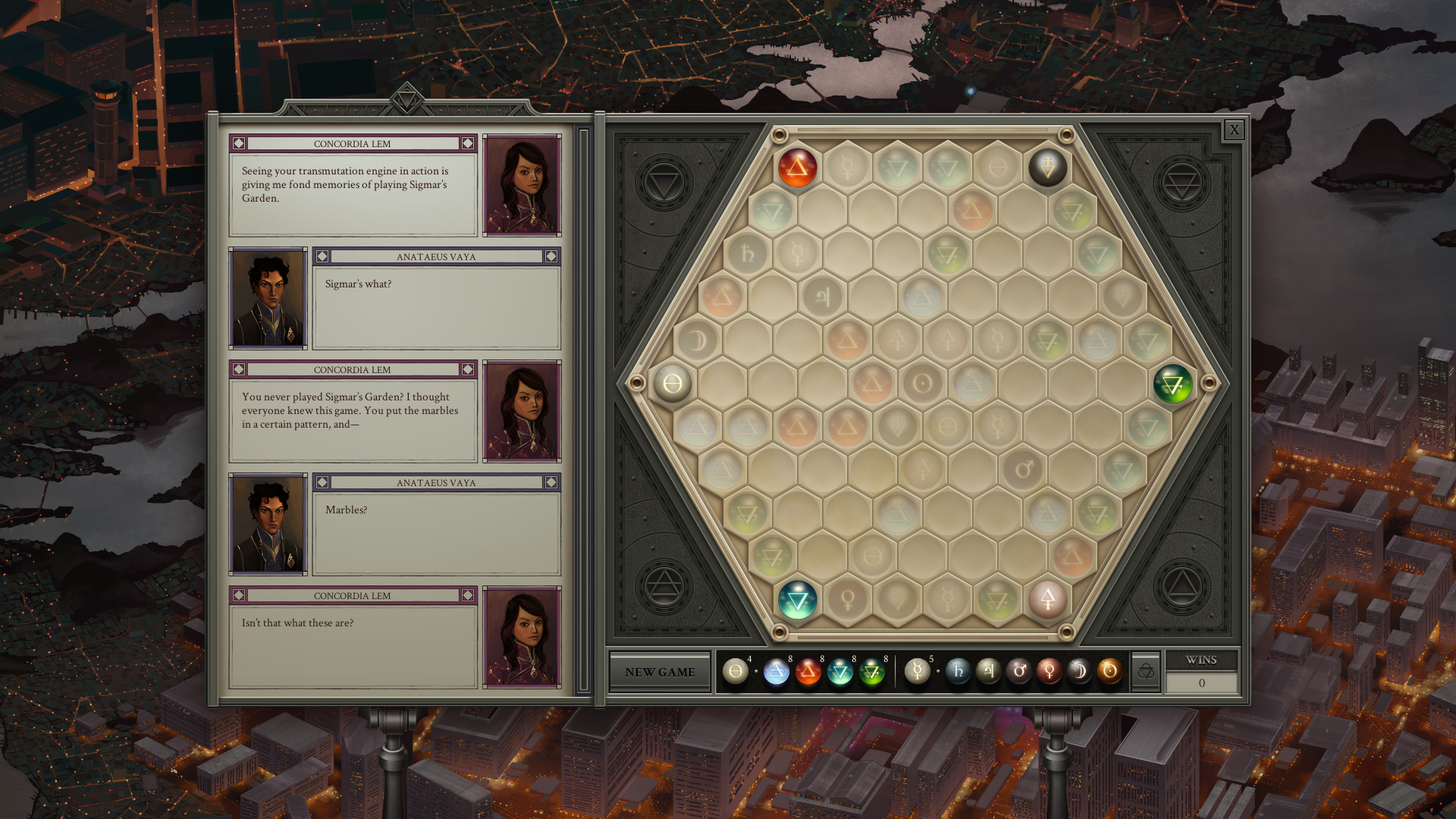 Opus Magnum screenshot