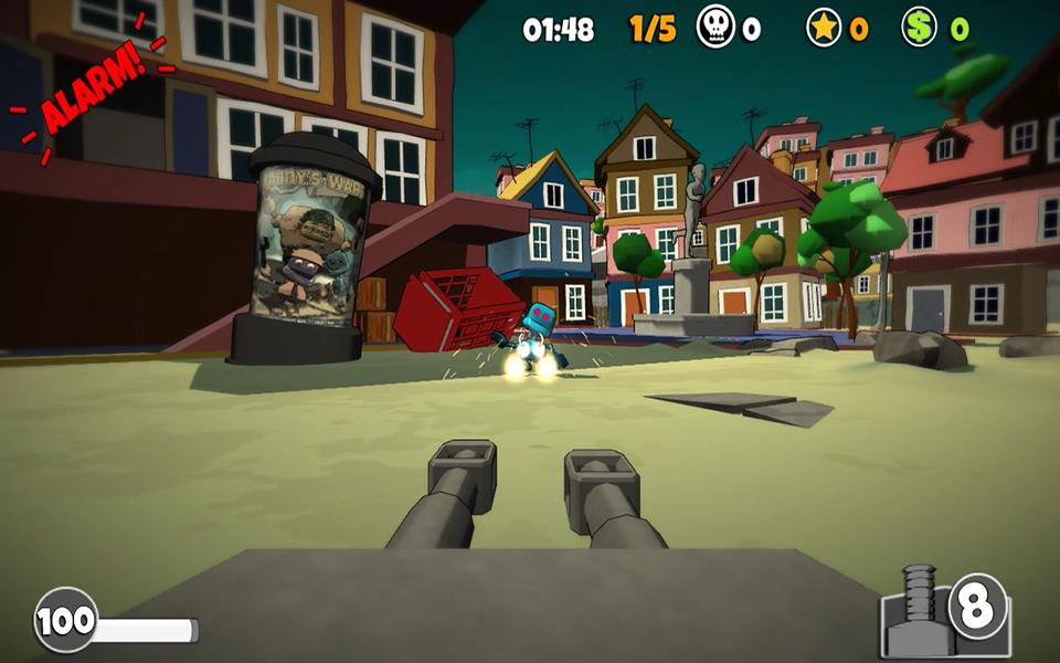Danny's War screenshot